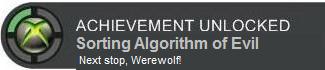 Achievement Unlocked! 6
