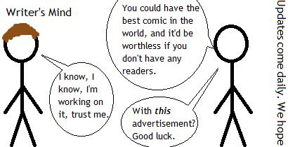 Writer's Mind Banner