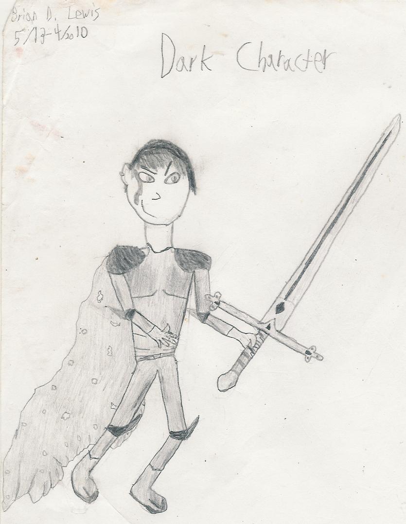 Dark Character 4
