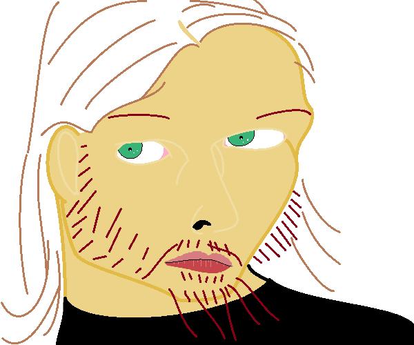 2013 Self-Portrait 14