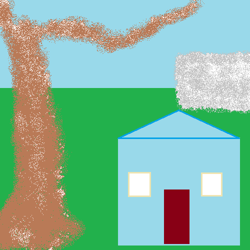 Quick Tree Sketch