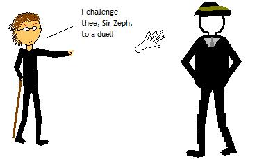 Challenge to Zeph