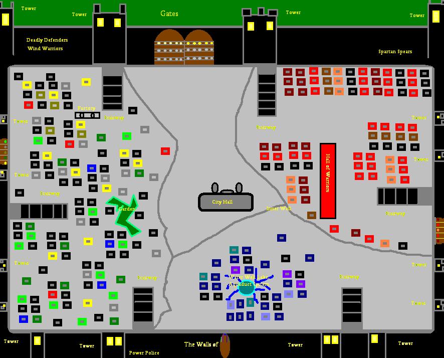 Pre-Ruin Farad Overview